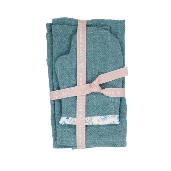 Japanese Apron & Oven Glove
