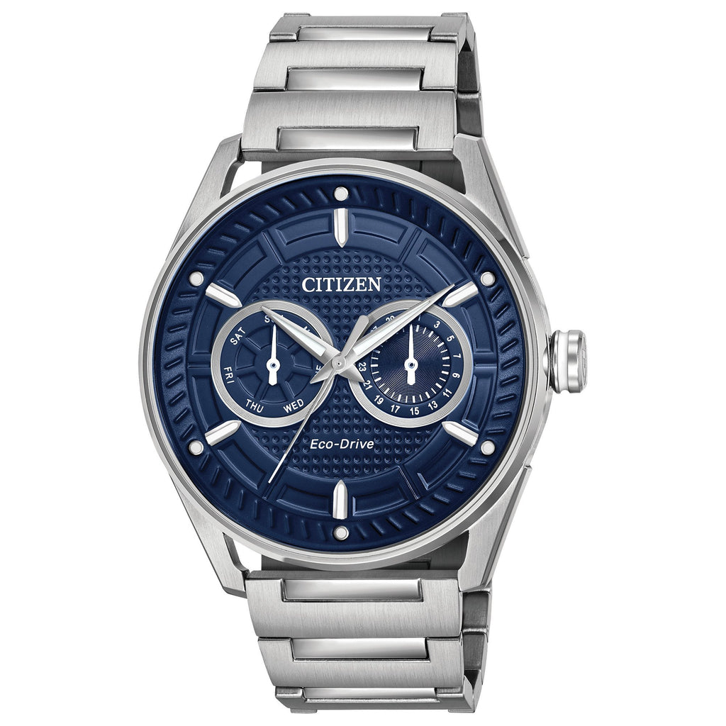 CTO Collection Blue Dial