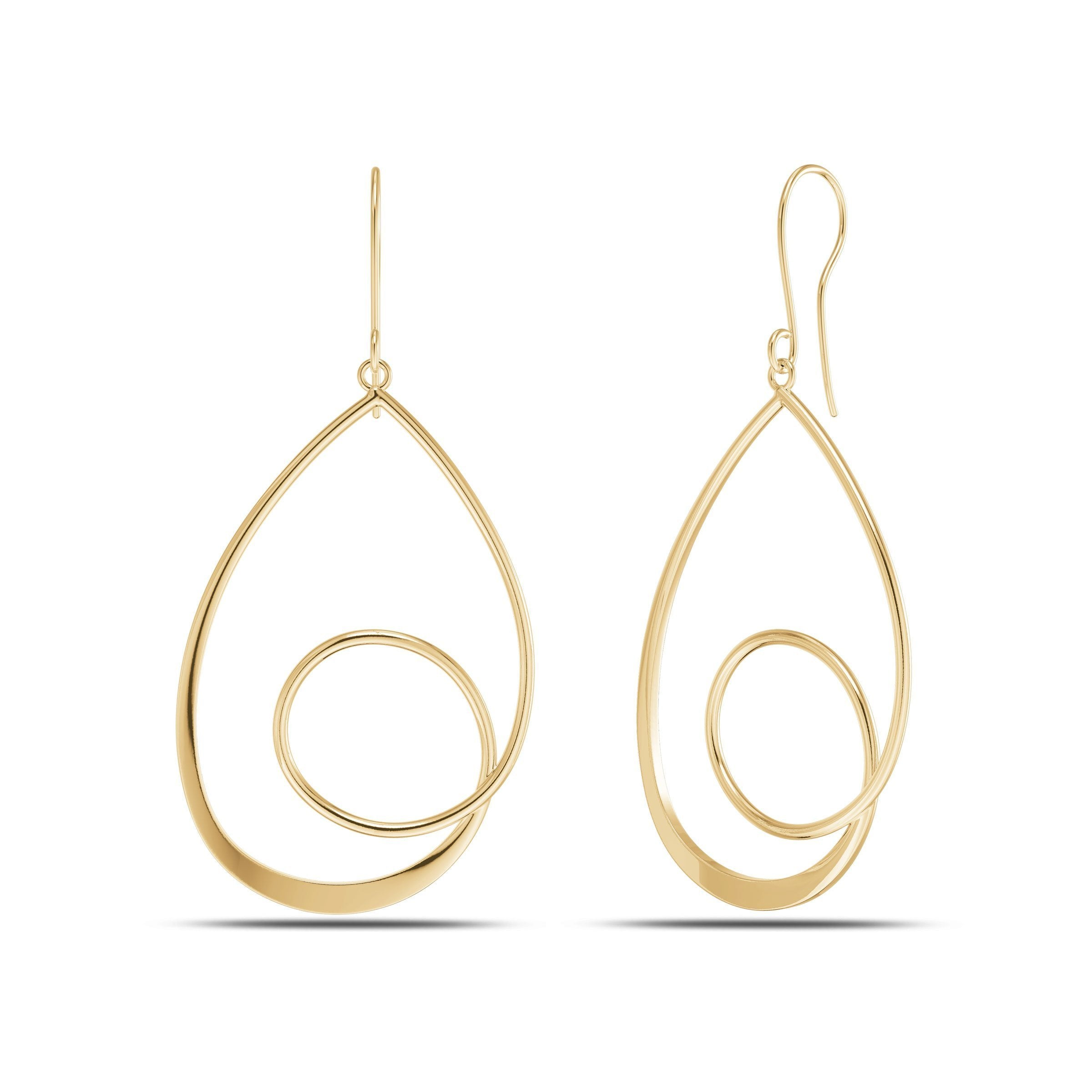 Loop Dangle Earring