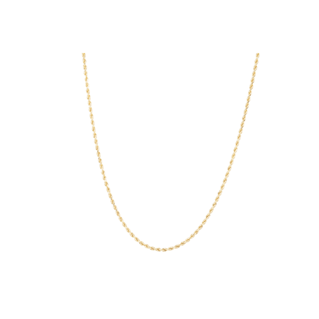 Chain Necklace in 14K Yellow Gold