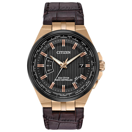 World Perpetual Atomic Time Eco Drive