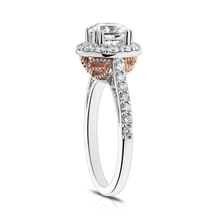 Orchid Engagement Ring