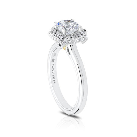 Flora Classic Engagement Ring