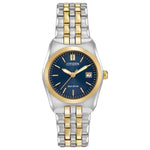 Ladies Blue Dial Corso Two Tone