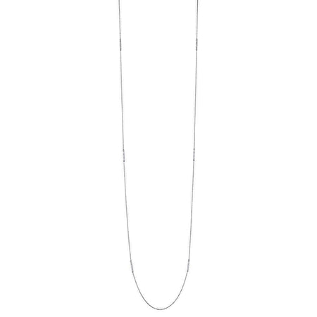 Classique Diamond Bar Multi-Station Necklace in 14K Gold