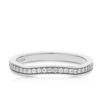 Emma Diamond Wedding Band