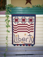 Load image into Gallery viewer, Liberty Quilt Pattern - PDF