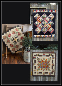 Fabric Applique Pattern Pack