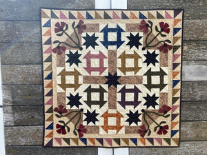 Barn Dance Quilt Pattern