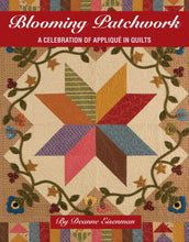 Load image into Gallery viewer, Book of scrap quilt patterns with applique and brief history of applique