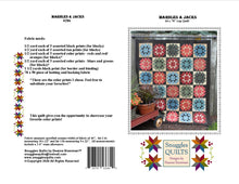 Load image into Gallery viewer, Marbles & Jacks Quilt Pattern - PDF