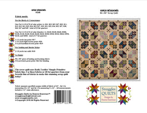 scrappy fat quarter friendly large lap quilt pattern