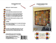 Load image into Gallery viewer, scrappy lap quilt pattern fat quarter friendly