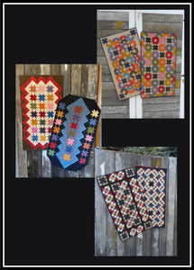 Small Scrap Buster Pattern Pack