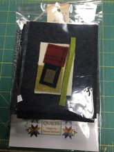 Load image into Gallery viewer, wool applique mini wall hanging full kits