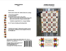 Load image into Gallery viewer, Summer Bouquets Quilt Pattern