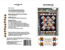 Load image into Gallery viewer, Wildflower Lane Quilt Pattern - PDF