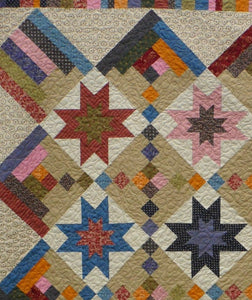 scrappy lap quilt pattern