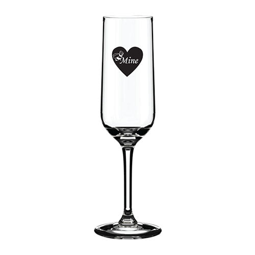 Engraved Champagne Flute Engraved Champagne Glass Engraved Wedding Party Glassware Engraved Top Table Glasses Bride and Groom Engraved Glasses Personalised Wedding Glasses Customised  Champagne Flutes