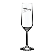 Load image into Gallery viewer, Engraved Prosecco Glass Personalised Champagne Flute