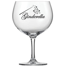 Load image into Gallery viewer, Gindereall Gin Glass Engraved Gin Glass Personalised Gin Glass