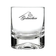 Load image into Gallery viewer, Personalised Whisky Glass The Godmother Engraved Whisky Glass