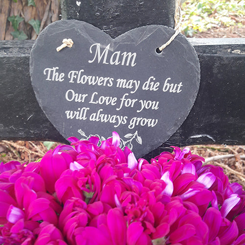 Personalised Memorial Plaque