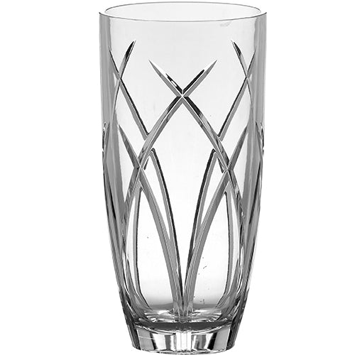 Galway Crystal Vase Engraved Vase Wedding Gift Vase Crystal Vase Engraved Crystal Vase