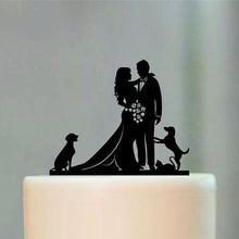Load image into Gallery viewer, Wedding Cake Topper