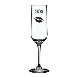 Personalised Glass Engraved Glass Glass With Lips