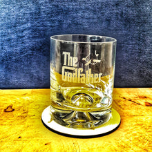 Load image into Gallery viewer, The Godfather Whisky Tumbler