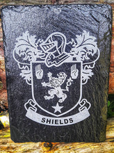 Load image into Gallery viewer, Family Coat of Arms Irish Family Surnames