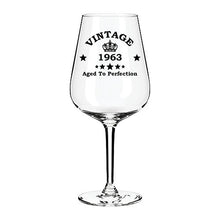 Load image into Gallery viewer, Vintage Engraved Wine Glass