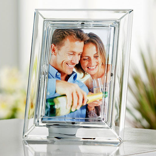 Galway Crystal Engraved Picture Frame
