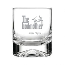 Load image into Gallery viewer, Engraved Whisky Glass Personalised Whisky Glass Engraved DOF Engraved Glass