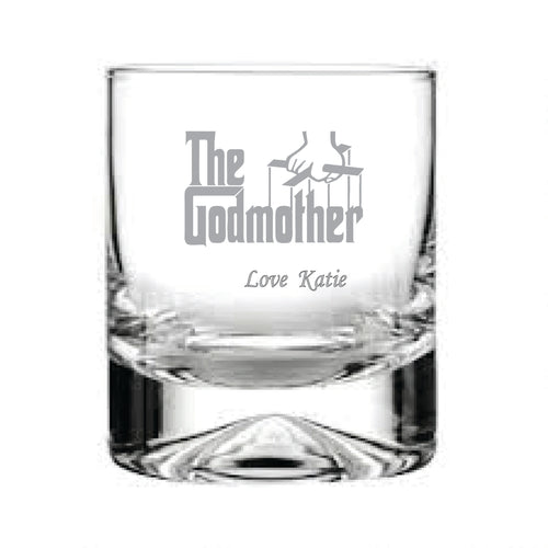 Engraved Whisky Glass Personalised Whisky Glass Engraved DOF