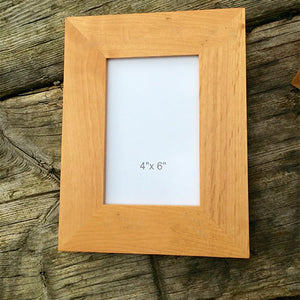 Engraved Wooden Frame