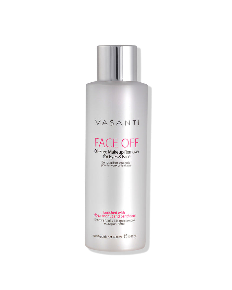 Face Off - Makeup Remover for Eyes and Face