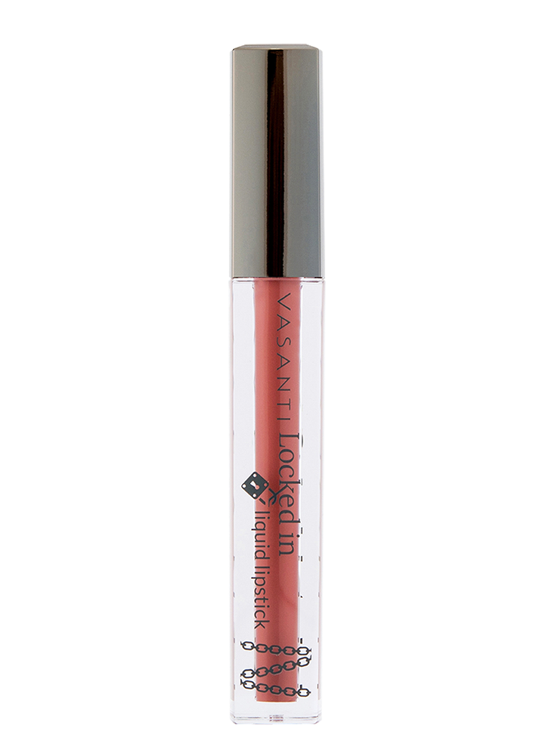 Vasanti Locked in Liquid Lipstick - Front Shot