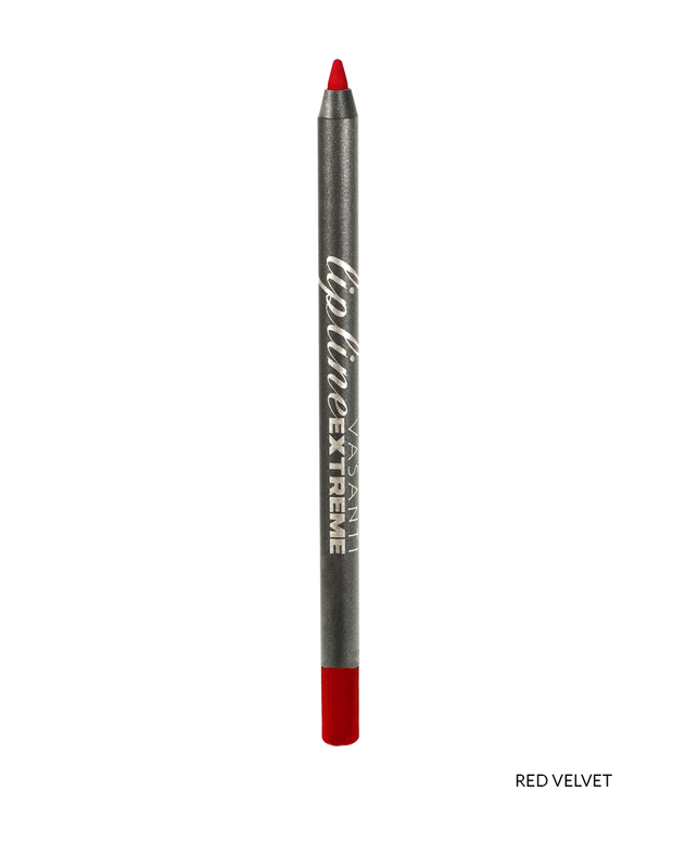 Vasanti Lipline Extreme Lip Pencil - Shade Red Velvet front shot