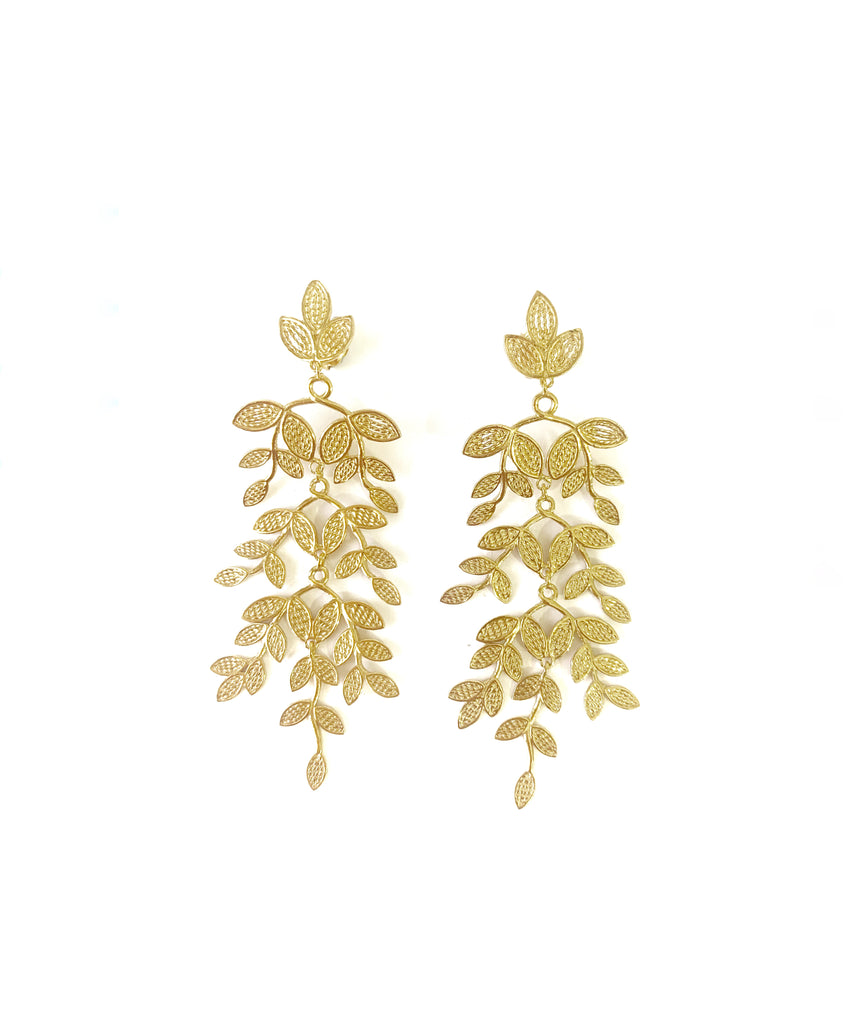 Marselha Earrings (925 Silver)