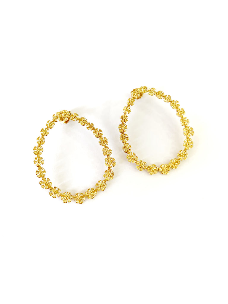 Fiorie Front earrings