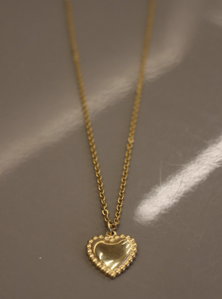 Loved Necklace (Stainless Steel)