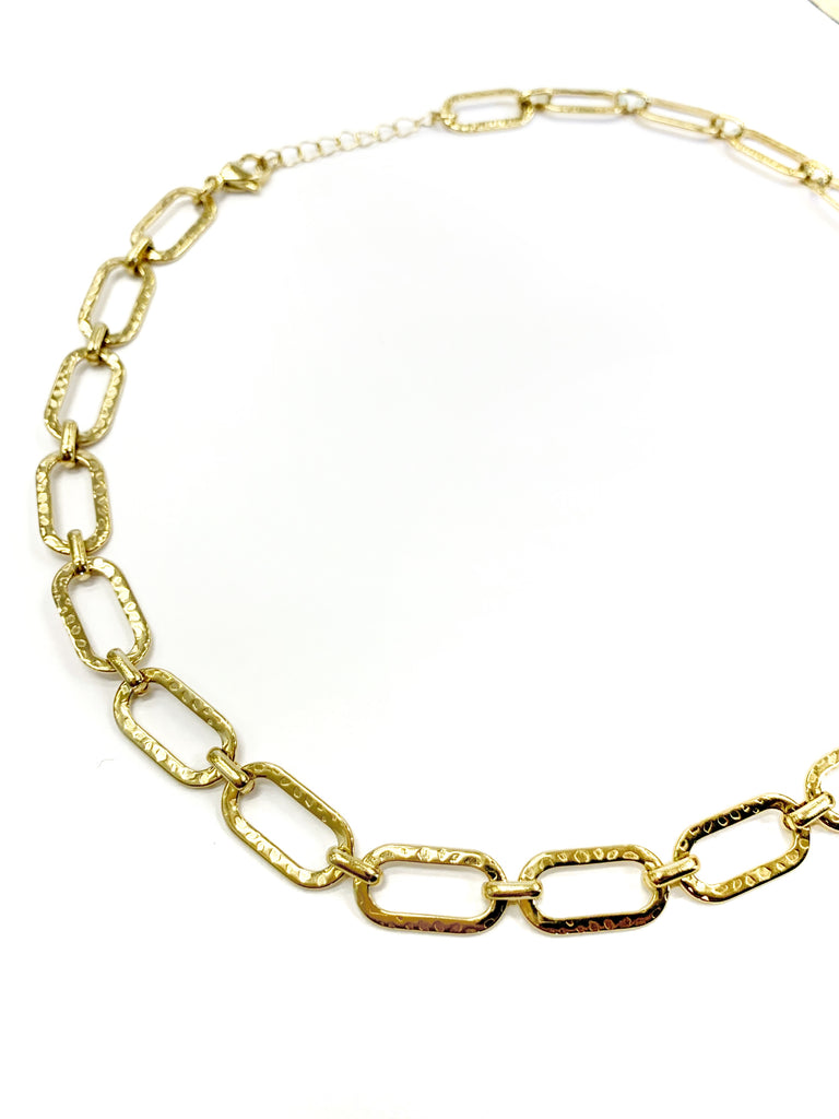 Carlota Necklace (Stainless Steel)