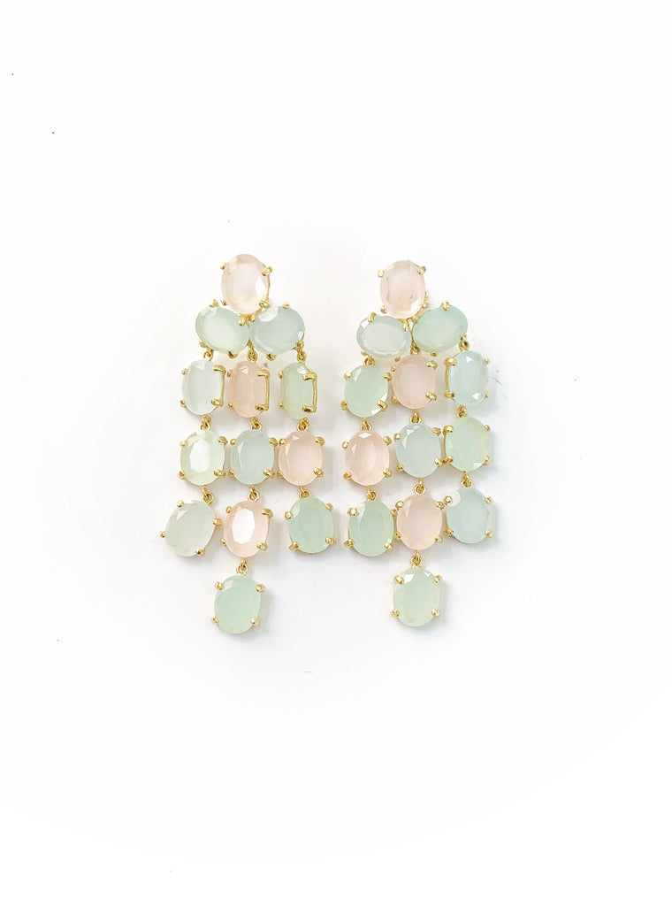 Debby Earrings (Silver 925)