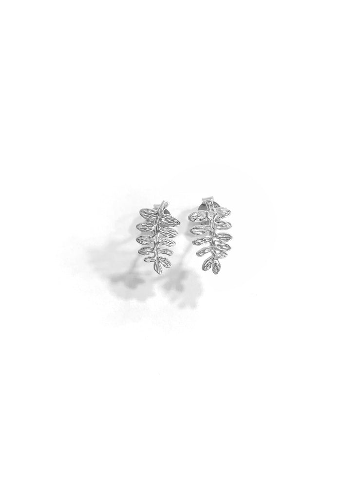 Pansy Earrings (925 Silver)
