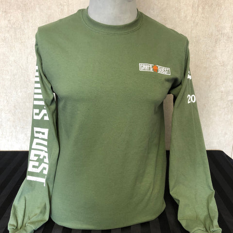 2020 Military Green CQ Long Sleeve