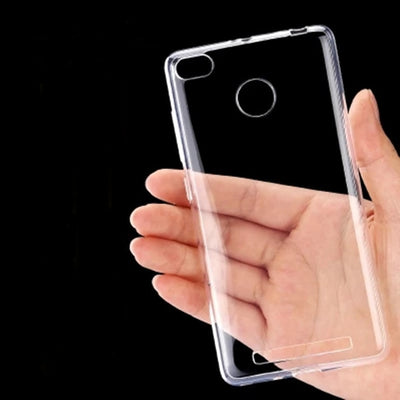 0.5mm For Xiaomi Redmi 3 Pro Case Cover Ultrathin Transparent TPU Soft Cover Protective Case For Redmi 3 Pro Hongmi 3pro Bag