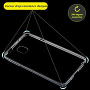 0.5mm For Samsung Galaxy Note3 Case Cover Ultrathin Transparent TPU Soft Cover Protective Case For Samsung Galaxy Note3 Bags