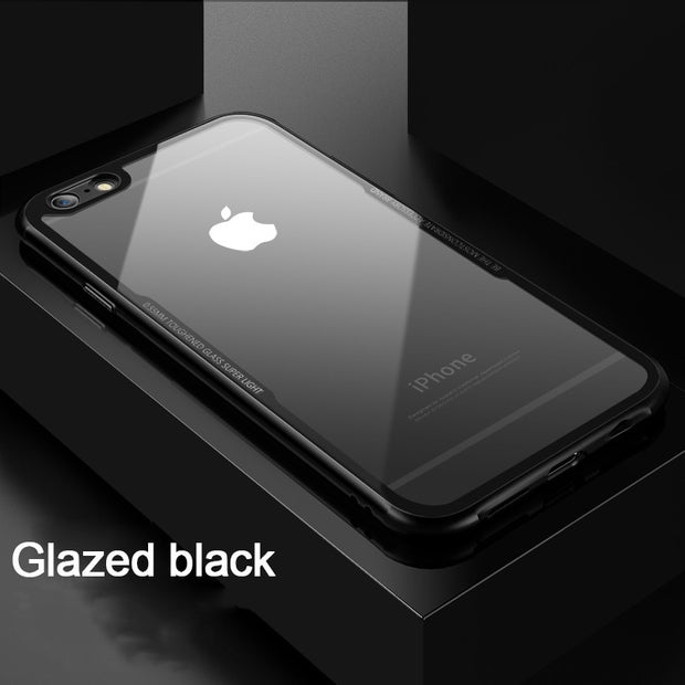Glazed black